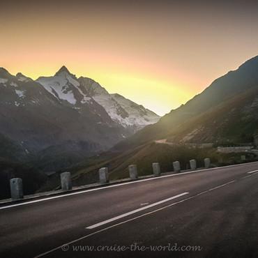 Über den Großglockner nach Belluno (Italien)