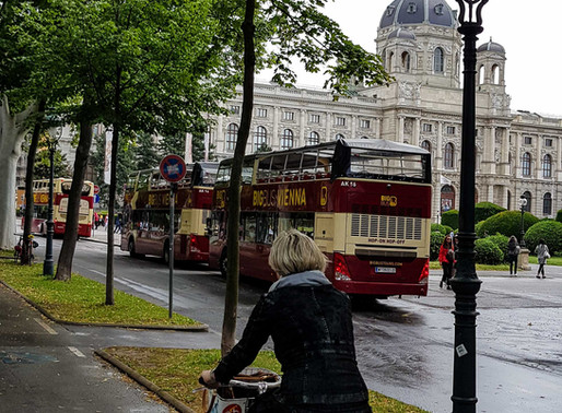 Mit dem Citybike Wien erkunden