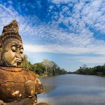 "Kambodscha - ""Kingdom of Wonder"""