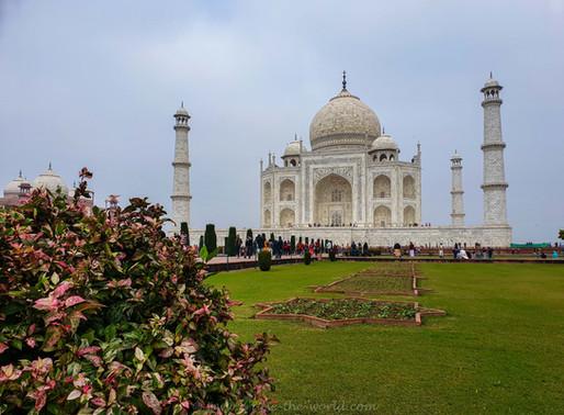 Delhi, Jaipur, Agra  – Das goldene Dreieck Indiens
