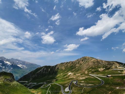 Großglockner Hochalpenstrasse | Edelweißspitze | Edelweißhütte