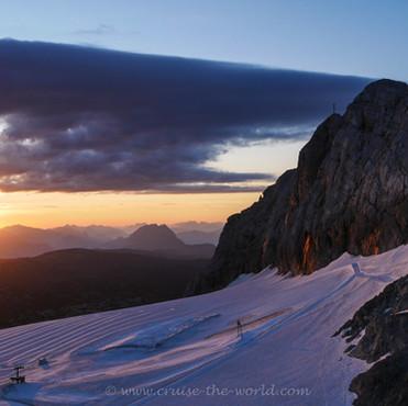 WE-Trip nach Schladming und Sonnenaufgangsfrühstück am Dachstein
