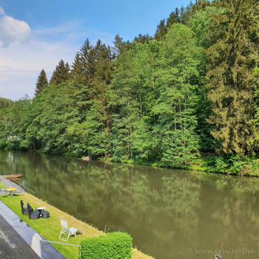 ... der Mühltalhof in Neufelden ... und das Pesenbachtal