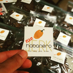 Habanero Label