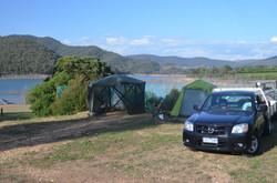 Boat Ramp Camp