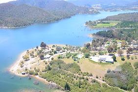 Howqua Valley Resort Wakeboarding Skiing Lake Eildon