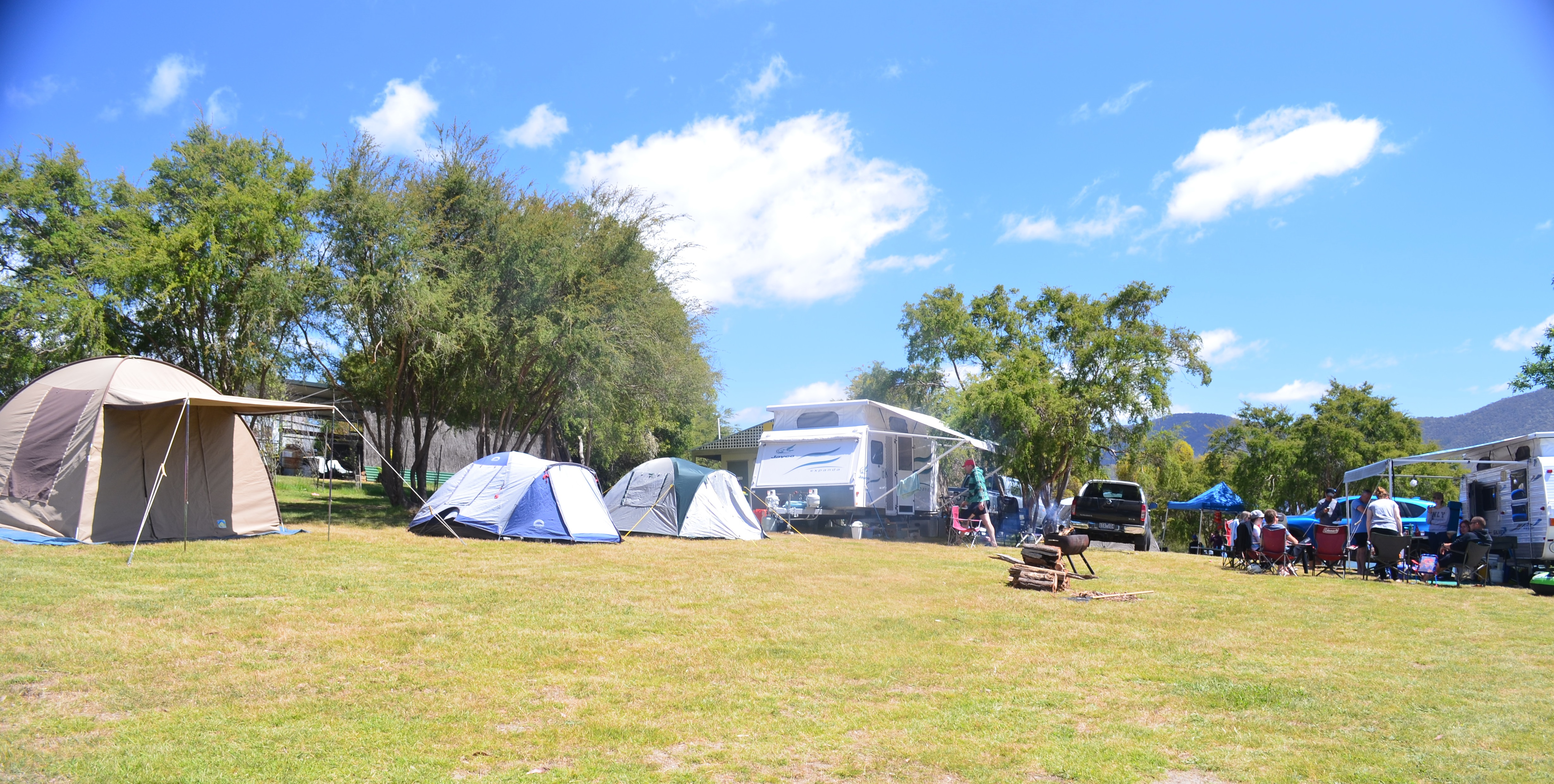 Foreshore Camping