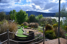 Howqua Valley Resort High Country Mini Golf Open to public