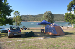 Foreshore Camp 1
