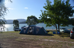 Foreshore Camp Water Edge