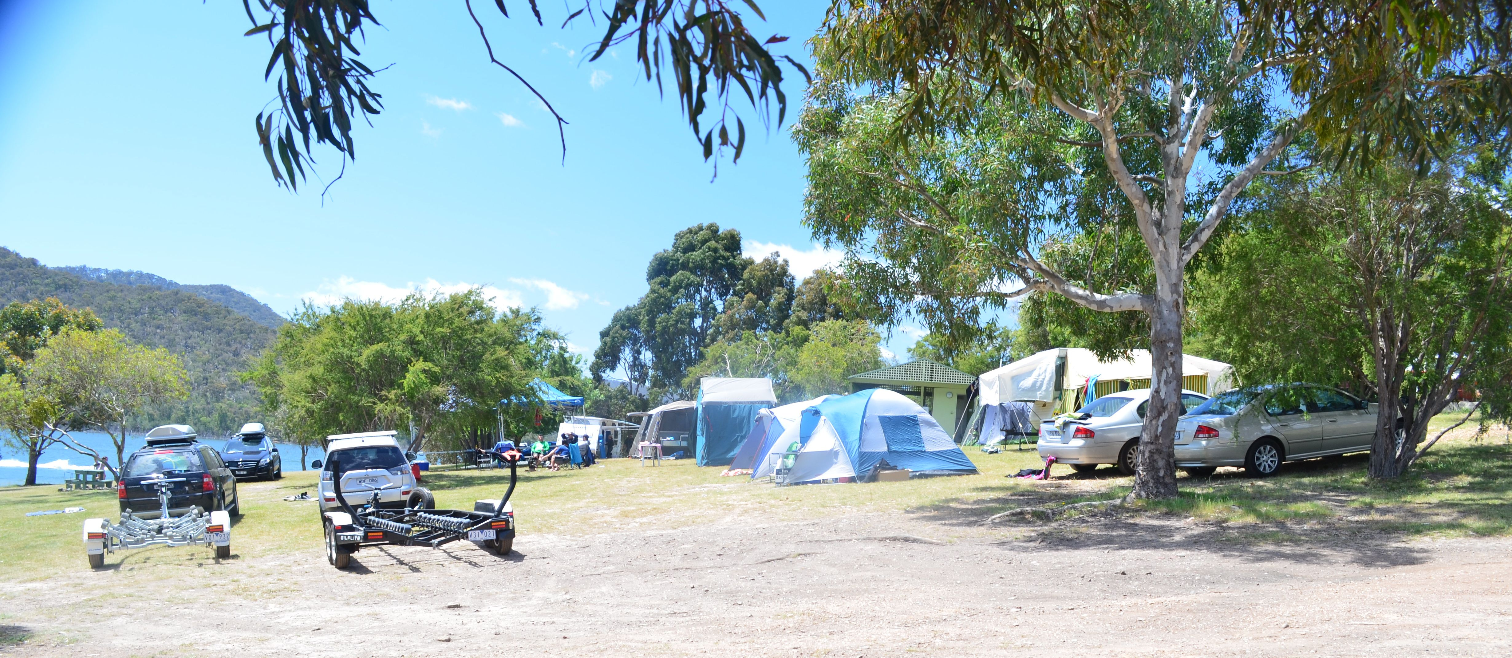 Foreshore Camp