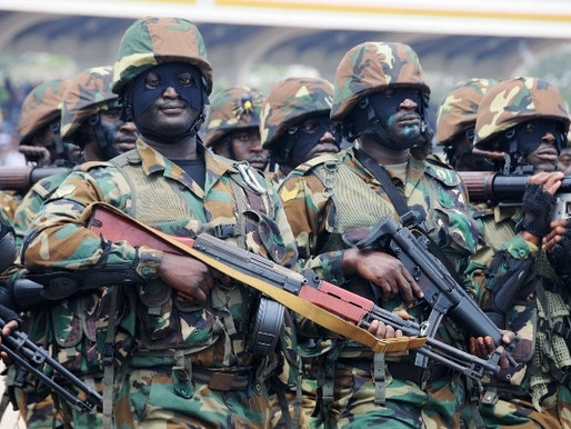 Ghana  Government Empowers Security Forces to Enforce Partial Lockdown of 3 Covid-19 Cities