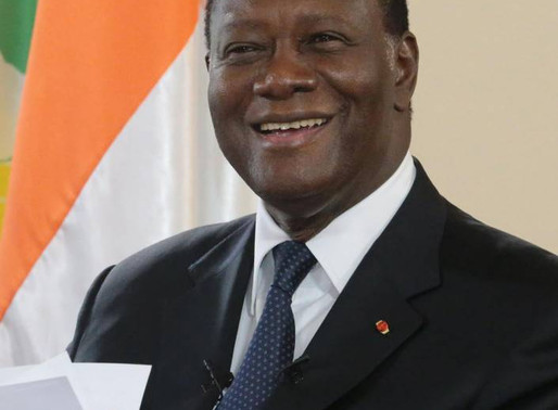 Ivorian President Ouattara Not Seeking  Re-Election in 2020 Elections