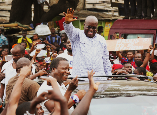 President Akufo-Addo to tour Savannah, Upper West regions starting monday