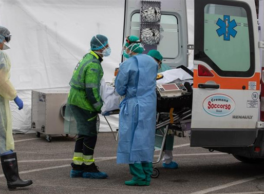 Italy Records Over 10,000 Coronavirus Deaths