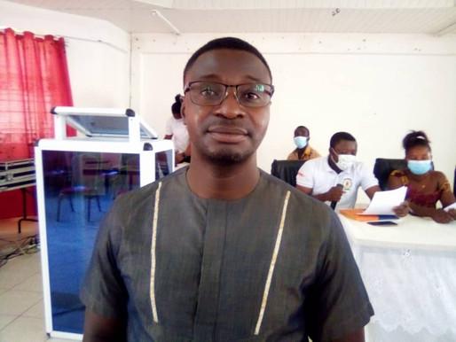 James Kuunsaana Donkor wins Ghana Red Cross Society Upper West Regional Chairmanship