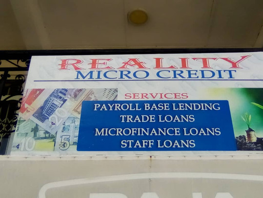 Reality Micro Credit institution opened in Wa