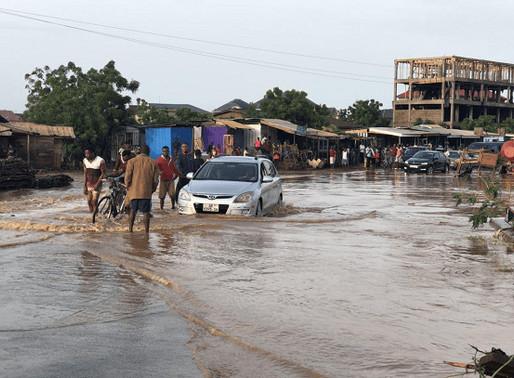 750 Residents Rendered Homeless After Bagre Dam Spillage