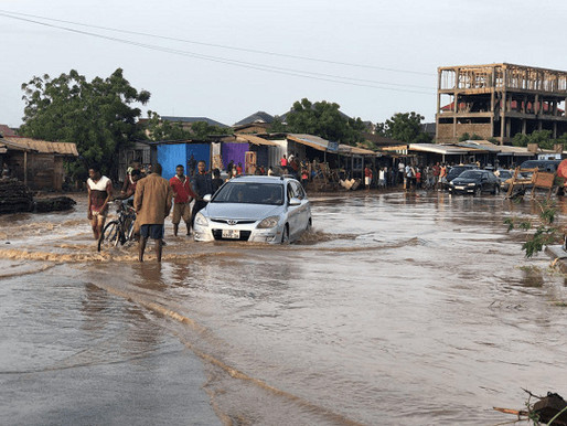 750 Residents Rendered Homeless After Bagre Dam Spillage
