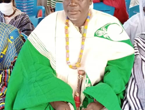 WA EAST: Manwe-Naa Appeals To Government For A Polyclinic