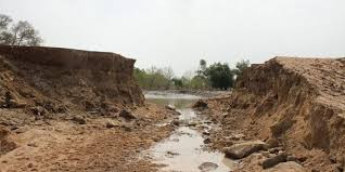 2 Dams under the One Village One Dam Project Washed Away in Daffiama/Busie/Issa District