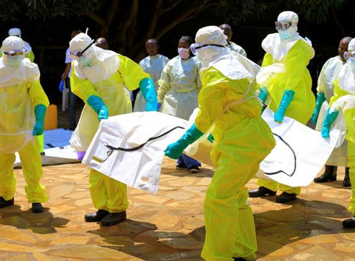 Ebola Raises It Ugly Head Again , 17 Infected, 11 dead in New outbreak in DR Congo