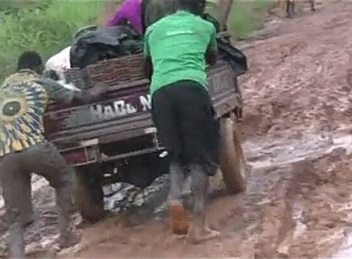 WA EAST: People of Yaru Threaten To Boycott 2020 Election Over Poor Road Network