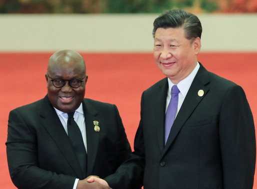 Ghana and  China sign US$ 42.62m grant agreement
