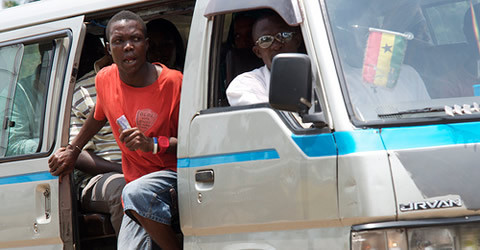 Commercial Drivers in Ghana  demand  30% increase in transport fares