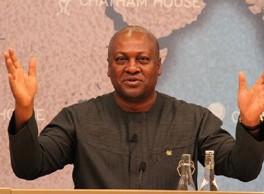 Airbus Bribery Allegations Reduces John Mahama 2020 Election Winning Chances