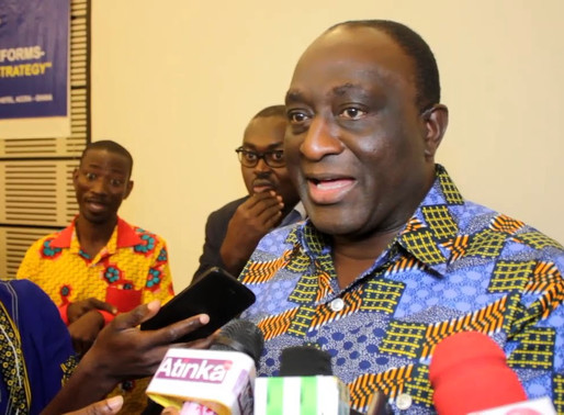 Ghana Government Spent 1.7 billion cedis on One-District -One Factory Project