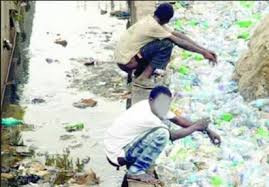 RESIDENTS OF KALEO RESORT TO OPEN DEFECATION DUE TO POOR TOILET FACILITY