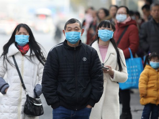 China mourns coronavirus 'martyrs'