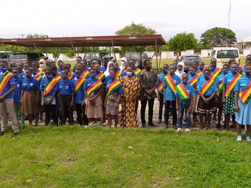 Upper West Regional Children's Parliament unveiled in Wa