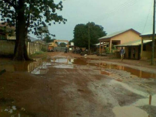 Residents of Tumu Calls for Rehabilitation of Their Town  Roads