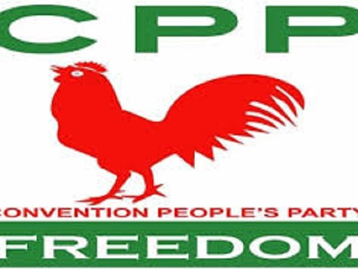 CPP Pegs Presidential Aspirants Filing Fees at GHC 170,000