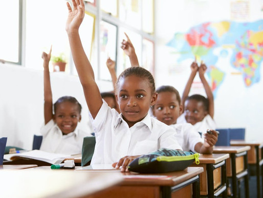 95% of Schools To Re-open in South Africa