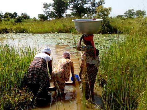 Wa West: Residents of Zanko Paani trek several kilometers in search of potable water