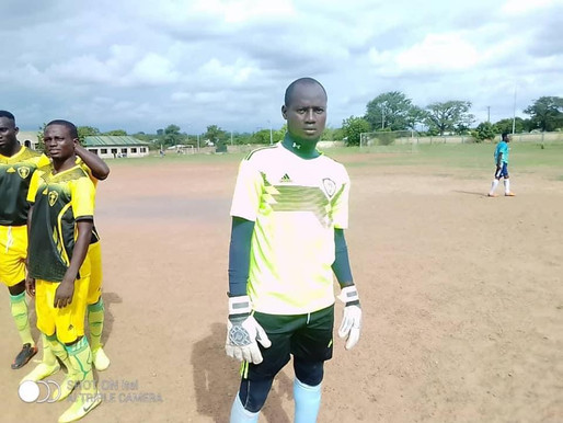 Suleman impresses Wa United in a match against Simple Winners