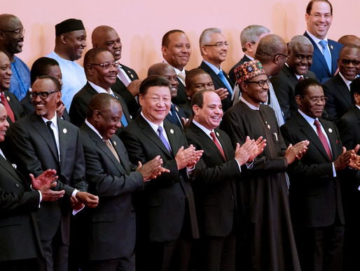 Why is China Hungry and  Interested in Africa?