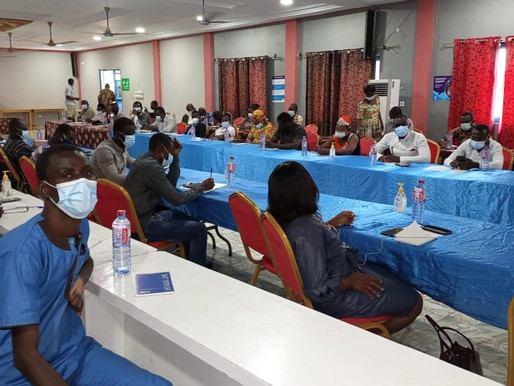 NYA holds Youth Dialogue to advocate youth participation in national policy planning