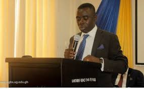 Finance professor, Joshua Yindenaba Abor holds public lecture at SDD-UBIDS
