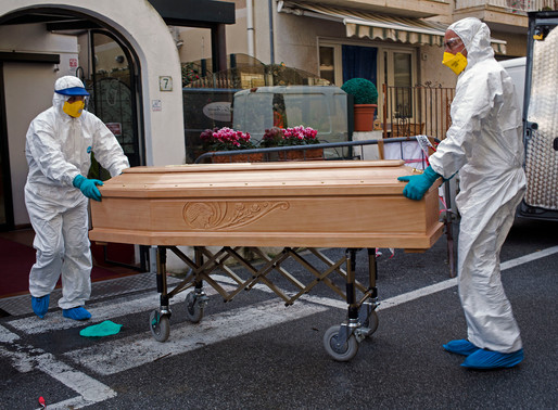 Global coronavirus deaths pass 200,000