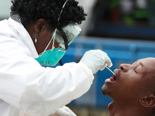 Ghanaian Authorities Now Focusing   Covid-19 Testing on Symptomatic and Dead Patients