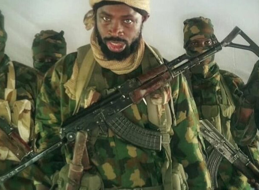 $7 Million Dollars for Anyone who Know the Where about of Boko Haram leader