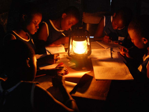 Lack of Electricity Affecting Learning in Gombile