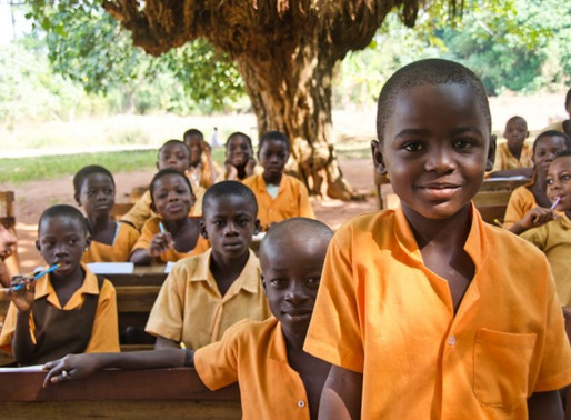 Inadequate Classrooms Forces Some Pupils of Piisi Primary School to Sit Under Trees for Lessons.