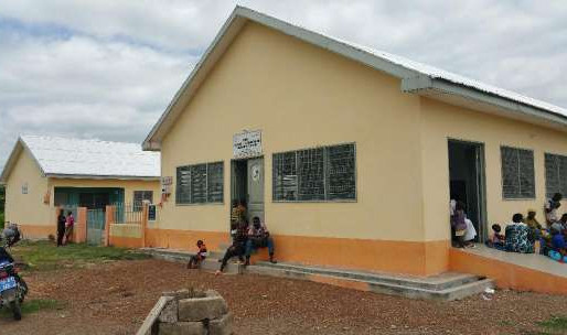 Residents of Maase Elated for a New Health Center