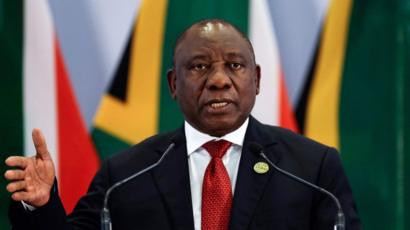 South Africa's President to Reduce Salaries of Public Sector Workers