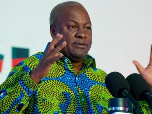 John Mahama Bent on Paying Assembly Members When Elected As President